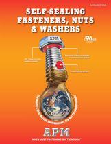 Catalog for Self-Sealing Fasteners, Threadlockers & Self-Sealing Washers - 1