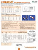 Catalog for Self-Sealing Fasteners, Threadlockers & Self-Sealing Washers - 5