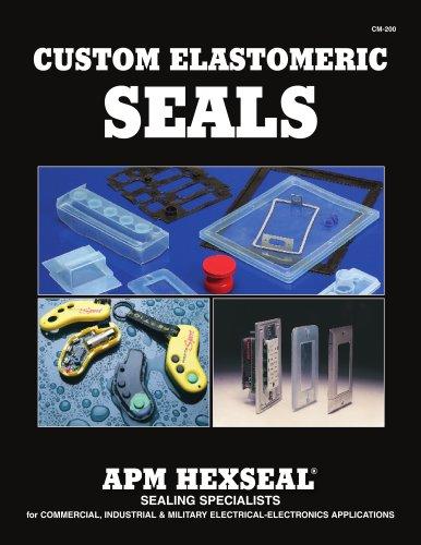 custom elastomeric seal