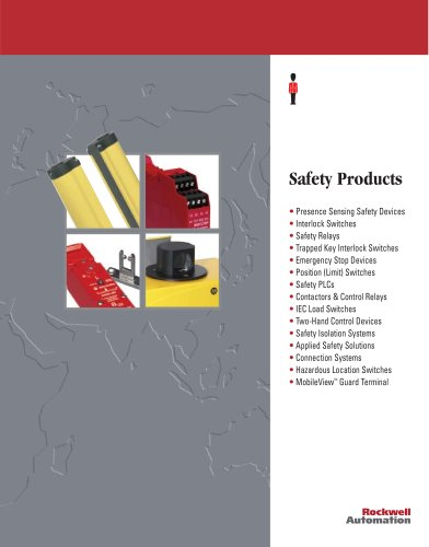 CATALOGUE SAFETY PRODUCTS