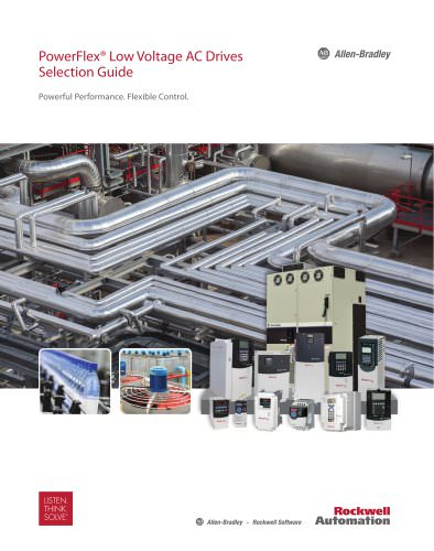 PowerFlex Family - Allen-Bradley - PDF Catalogs | Technical