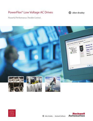 PowerFlex® Low Voltage AC Drives