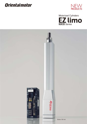 Motorized Cylinders - EZC Series
