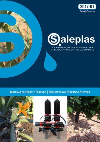 Irrigation and Filtration Systems