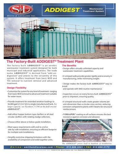 Factory-Built ADDIGEST FactSheet