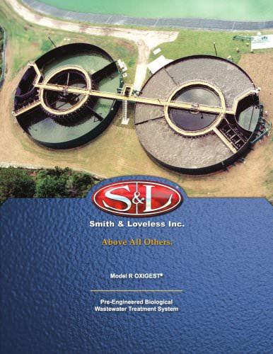 Model R OXIGEST® Brochure