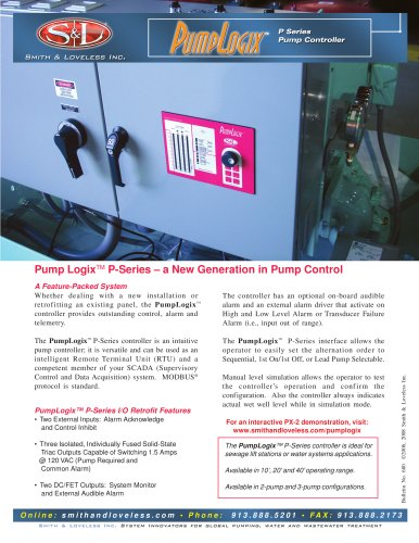 Pump Logix P-Series