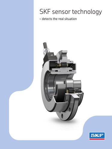 SKF sensor technology – detects the real situation