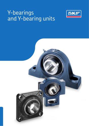 Y-bearings and Y-bearing units