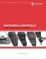 Switches and Controls Complete Catalog