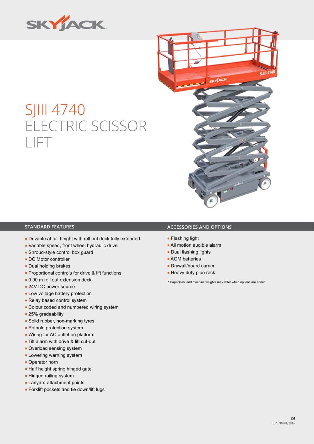 Skyjack Wiring Diagrams Library Scissors Lift Wire Diagram Electric Scissor Sjiii 4740 1 2 Pages