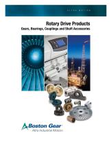 Rotary Drive Products