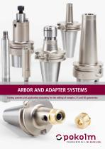 Arbor and Adapter Systems