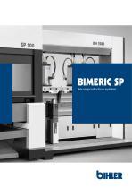 Brochure BIMERIC SP servo production and assembly system