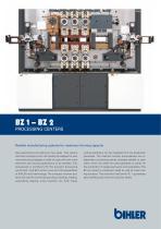 Flyer Processing center BZ 1