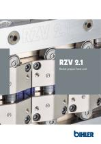 Flyer Servo material feeder RZV 2.1