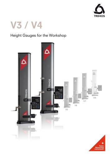 Height Gauge V3 - V4