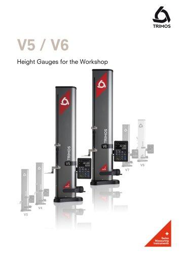 Height Gauge V5 - V6
