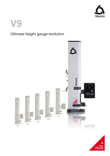 Height Gauge V9