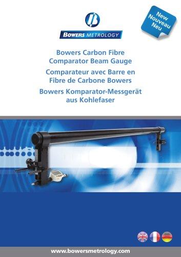 Bowers Carbon Fibre Comparator Beam Gauge