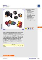 Actuators Series 8602/3 - 1