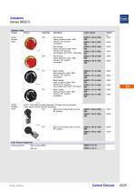 Actuators Series 8602/3 - 5