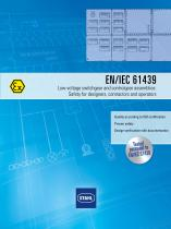 EN/IEC 61439 - 1