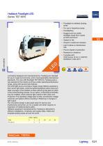 Helideck Floodlight LED Series TEF9970 - 1