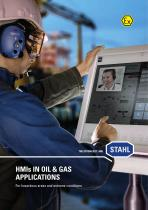 HMIs IN OIL & GAS APPLICATIONS - 1