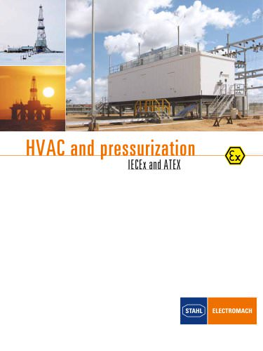 HVAC and pressurization