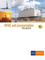 HVAC and pressurization - 1
