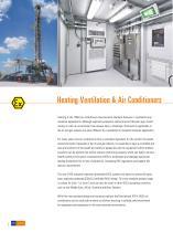 HVAC and pressurization - 2