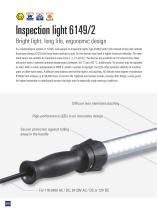 Inspection Light 6149/2 - 2