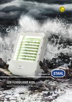 LED floodlight 6125 - 1