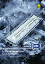 LED linear luminaires EXLUX 6002/6402 - 1