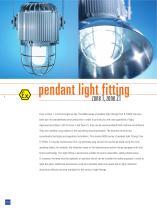 Pedant light fittings - 8