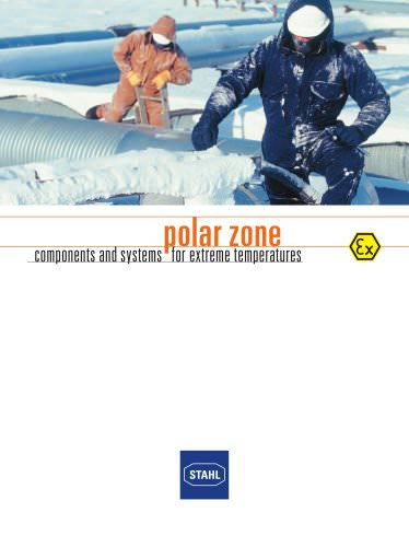 Polar Zone: Components and systems for extreme temperatures