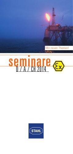 Seminare D-A-CH 2014
