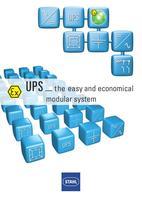 UPS Uninterrupted Power Supply - 1