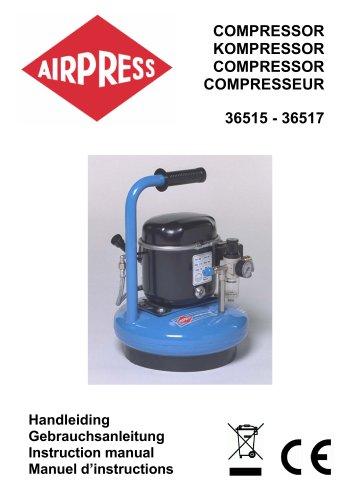 Airpress compressor (36515,365197)
