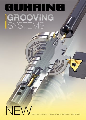 Grooving Systems