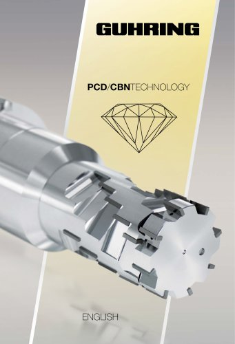 PCD Intelligent solutions for complex machining tasks