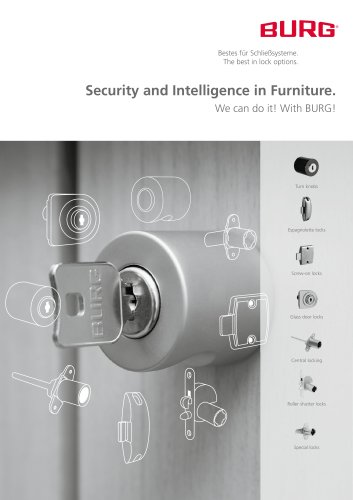 Security and Intelligence in Furniture
