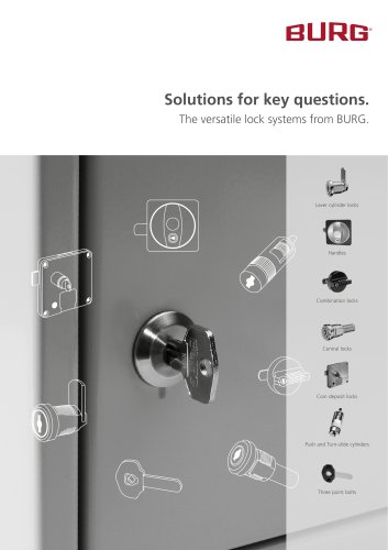 Solutions for key questions