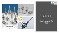 LAIP S.A New products for 2020