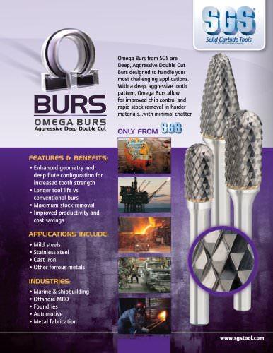 Omega Burs