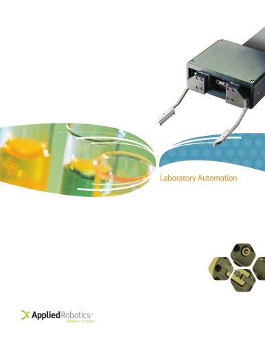Lab Automation Brochure