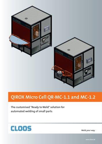 Micro Cell QR-MC-1.1 and MC-1.2