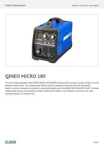 QINEO MICRO 180