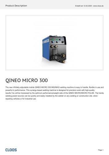QINEO MICRO 300